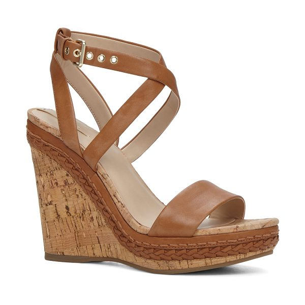ALDO Rosemina in cognac - You heard it here first: strappy cork sandals are a...