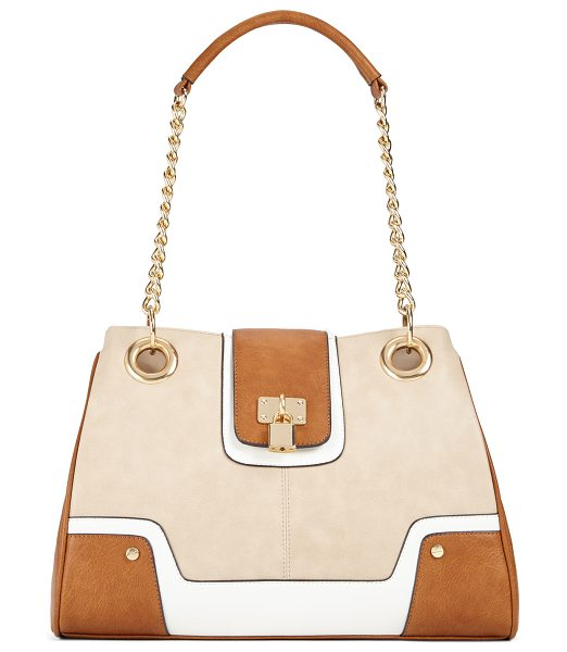 ALDO Senger sandals - Posh and pretty, an uptown-inspired bag made for the...