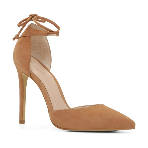 ALDO Sorbara in cognac - Get all-day elegance and refinement with these delicate...