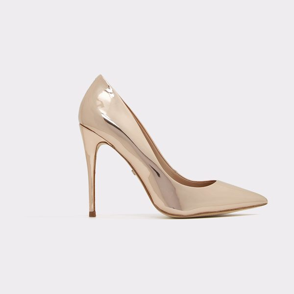 ALDO Stessy in multi metallic - Our most-popular pump is glamorous, sexy and...