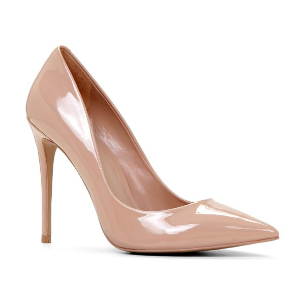 ALDO Stessy in light pink - Our most-popular pump is glamorous, sexy and...