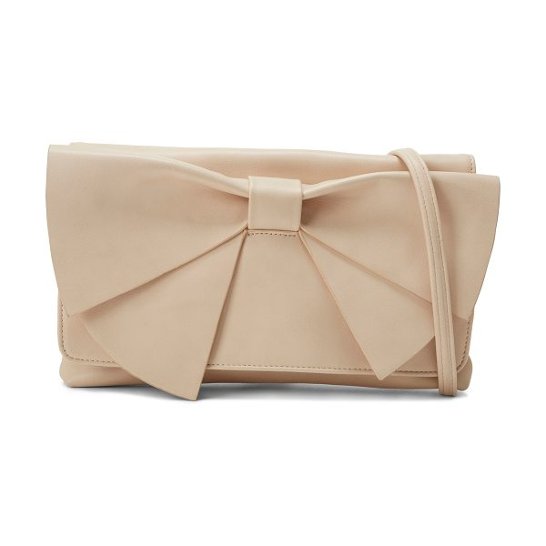 ALDO Superior clutch in beige/taupe - Now, evening wear can be both sophisticated AND cute,...