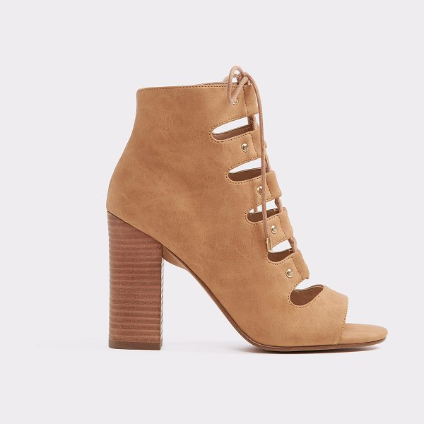 "ALDO Traylia - We've gone strap happy with this boho lace up ""shootie"",..."