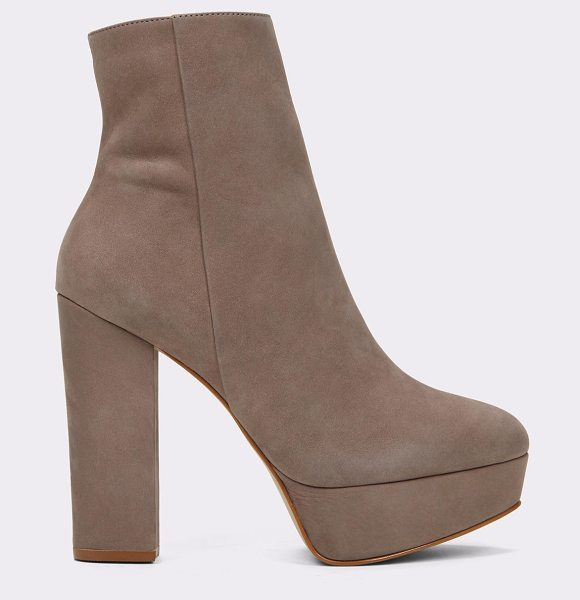 ALDO Ulirassi in taupe - A '90s mainstay, platforms are having a revival. Get in...