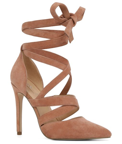 ALDO Unelilian in light brown - Timeless meets trend-right in a classic silhouette...