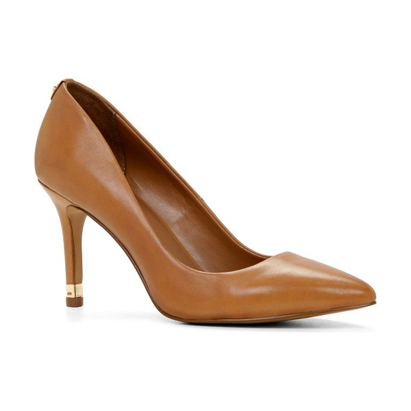 ALDO Unenan in cognac - You can never go wrong with a pair of classic pointy-toe...