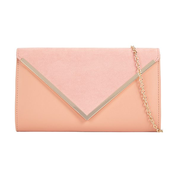ALDO Varina in light pink - A versatile Clutch bag that takes you through your day...