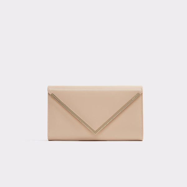 ALDO Varinaa in bone - This classy clutch is a perfect pair for that formal...
