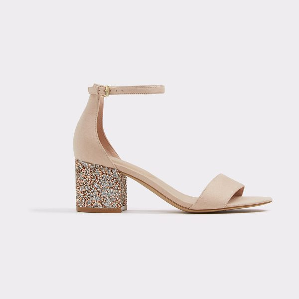 ALDO Victoriaa in light pink - Summer sophisticaed ankle strap sandal with trend...