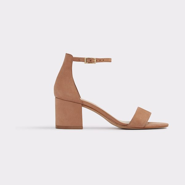 ALDO Villarosa in cognac - Channel modern sophistication with ease in this...