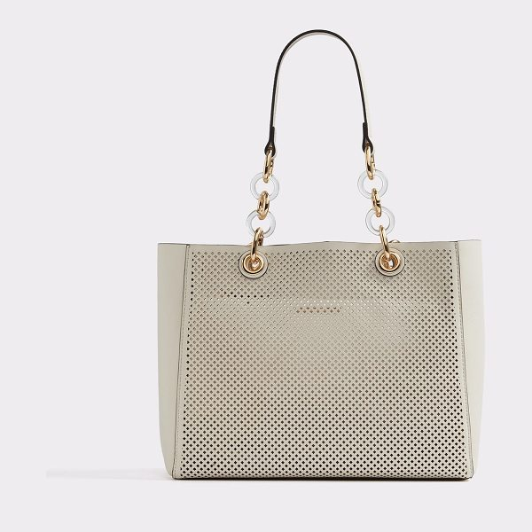 ALDO Werlinger - This roomy tote features perforated body, and magnetic...