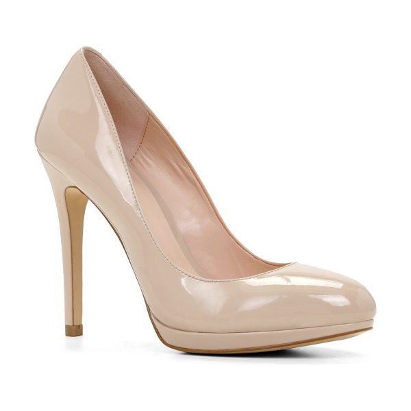 ALDO Yiari - A little platform goes a long way! These brand new pumps...