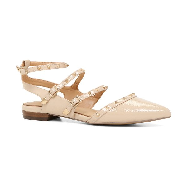 ALDO Zerah in beige/taupe - These beautiful strappy sandals will add flair and...