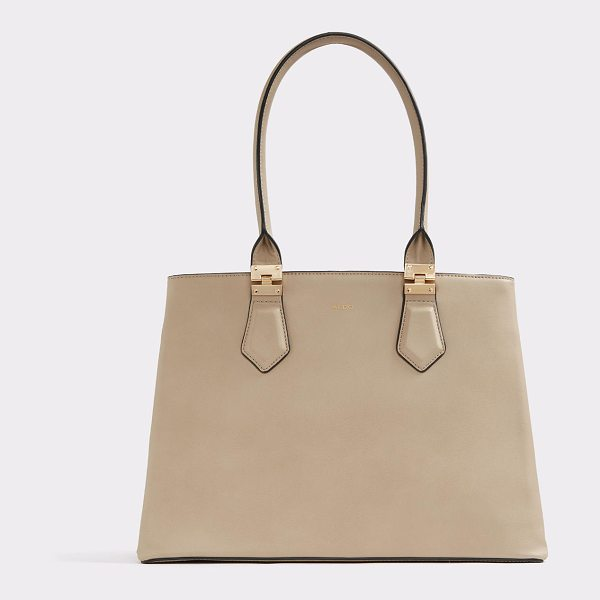 ALDO Zeralle in taupe - Gracefully elegant, yet very modern. Slim profile, soft...