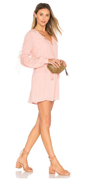 ale by alessandra x REVOLVE Isadora Dress in pink - Proving that pastel has a sexy side, the Isadora Dress...