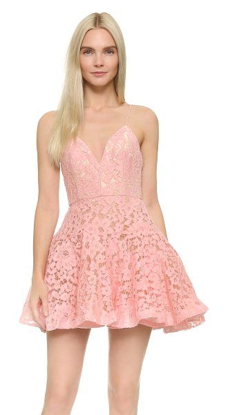 Alex Perry leisa mini dress in candy - Description NOTE: Sizes listed are Australian. Please...