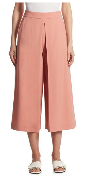 Alexander Wang front fold pants in petal - Banded waist. Side slant pockets. Back welt pockets....