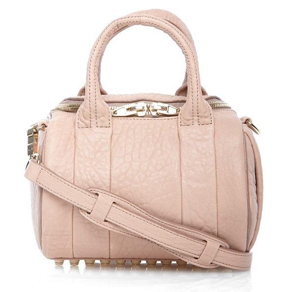 Alexander Wang Mini rockie in blush