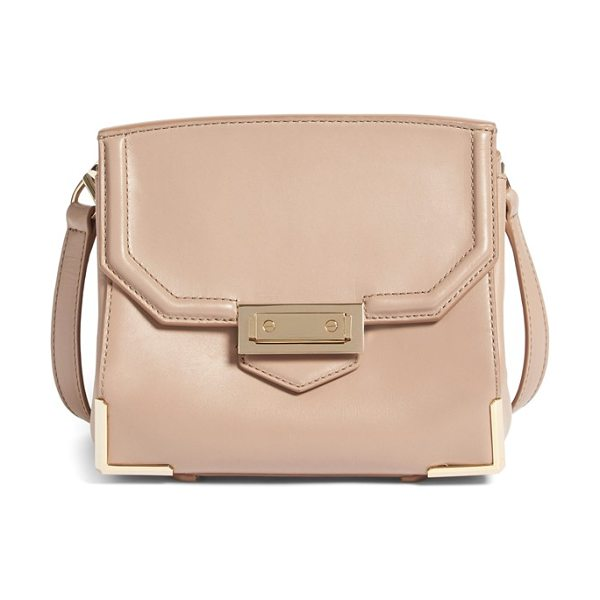 Alexander Wang Prisma marian crossbody bag in sand - Signature Prisma hardware gleams at the corners of a...