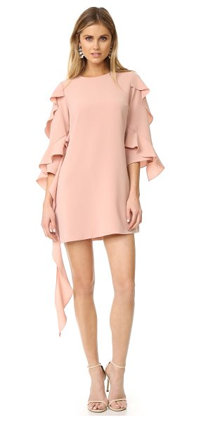 ALEXIS sofie dress - This Alexis mini dress is cut in a classic shift profile...