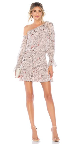 Alexis Royce Dress in blush - Designed for balmy nights by the shorebreak, Alexis'...