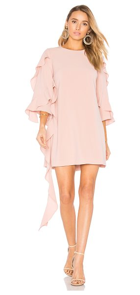 Alexis Sofie Dress in pink - Alexis sweetens the traditional shift silhouette with...