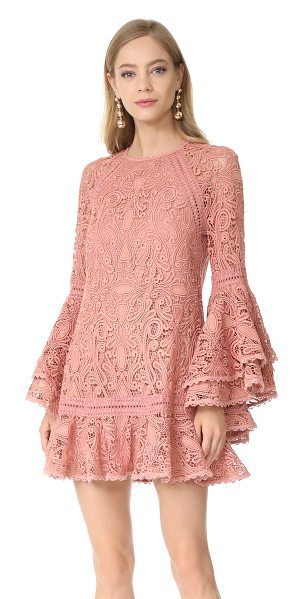 ALEXIS veronique dress - Exclusive to Shopbop. A romantic lace Alexis mini dress...