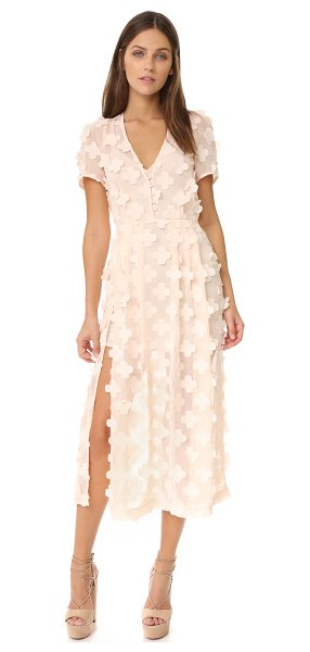 Alice McCall could it be magic dress in shell pink - Description NOTE: Sizes listed are Australian. Please...