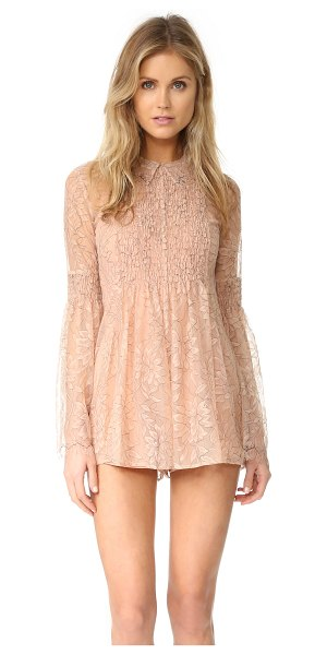 Alice McCall hands to myself romper in antique rose - Description NOTE: Sizes listed are Australian. Please...