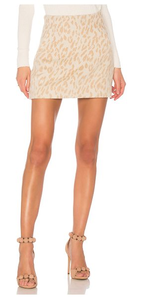 "ALICE MCCALL Make A Move Skirt - ""Wool blend. Dry clean only. Fully lined. Side welt..."