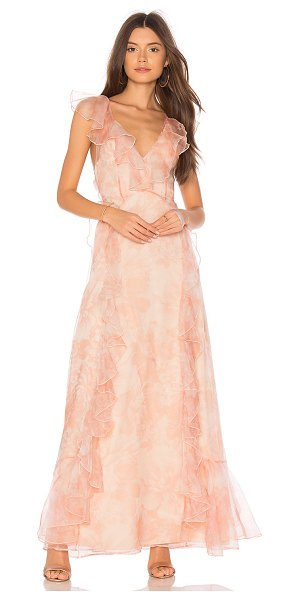 Alice McCall Oh My Goddess Dress in pink - Self: 100% silkLining: 100% poly. Dry clean only. Fully...