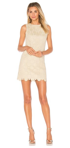 ALICE + OLIVIA Clyde Dress - Shell: 82% viscose 18% polyLining: 94% poly 6% elastane....