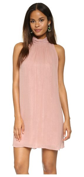 Alice + Olivia rhiannon dress in pale blush - Exclusive to Shopbop. A simple, yet elegant alice +...