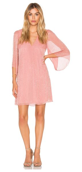 ALICE + OLIVIA Tammin Dress - Self: 100% viscoseLining: 95% poly 5% elastane. Dry...