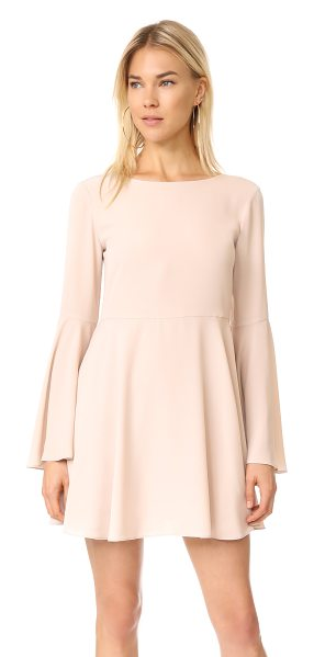 AMANDA UPRICHARD selma dress in bone - Exclusive to Shopbop. This voluminous Amanda Uprichard...