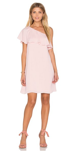 Amanda Uprichard Zoe Dress in pink - Self & Lining: 100% poly. Dry clean only. Fully lined....