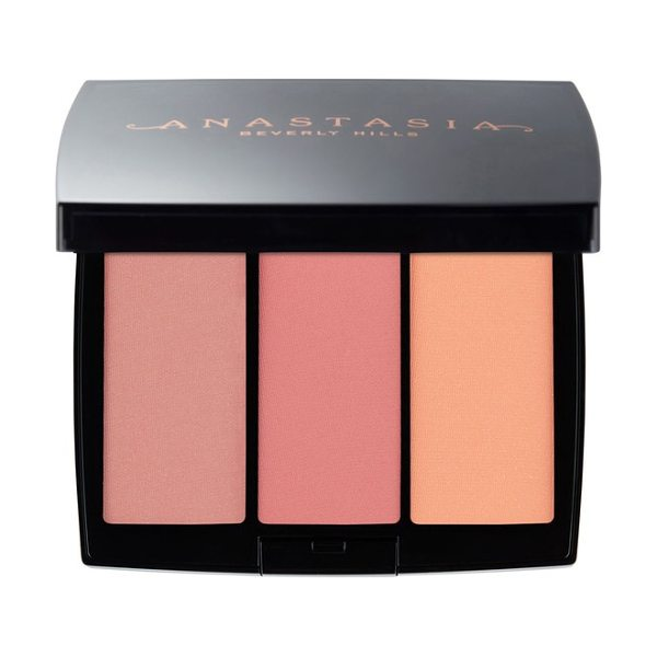 Anastasia Beverly Hills blush trio in peachy love - What is: A trio of beautiful blush shades. What it does:...