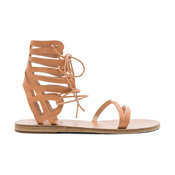 Ancient Greek Sandals Dione Sandal in natural
