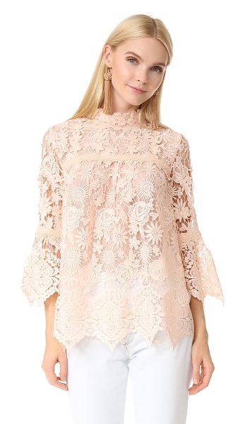 Anna Sui romanitque lace top in blush - Exclusive to Shopbop. A victorian-inspired Anna Sui...