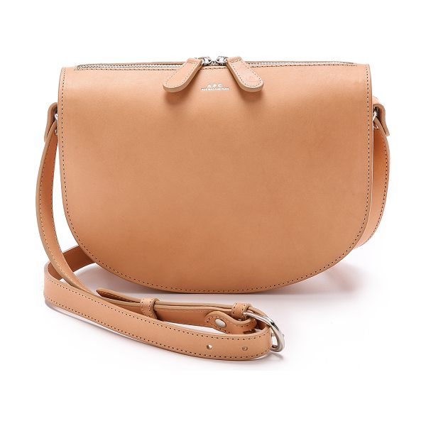 A.P.C. Andrea bag in beige