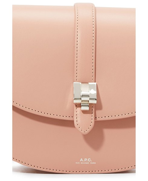 A.P.C. Isilde bag in rose poudre