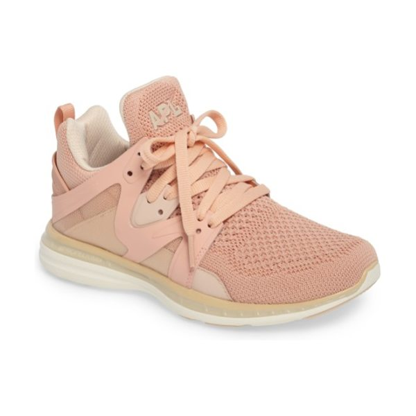 APL: Athletic Propulsion Labs 'ascend' training shoe in blush/ cream - A perfect all-around option for your everyday workout,...