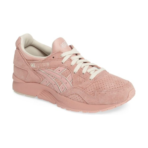 ASICS asics gel-lyte v sneaker in peach beige/ peach beige - First available in the early '90s, this favorite retro...