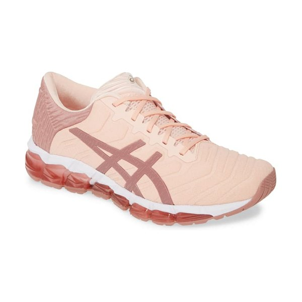 ASICS asics gel-quantum 360 5 running shoe in pink