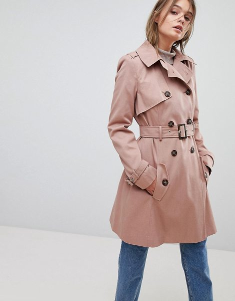 ASOS Classic Trench Coat - Trench by ASOS Collection, Fully lined, It s what s on the...