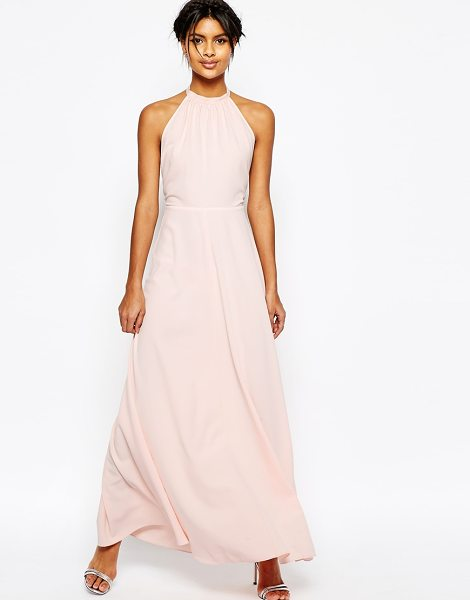 "ASOS Open Back Maxi Dress - """"Maxi dress by ASOS Collection, Lightweight woven..."