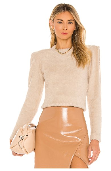 ASTR the Label caroline sweater in sand