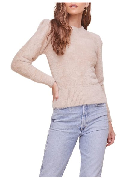 ASTR the Label caroline sweater in beige