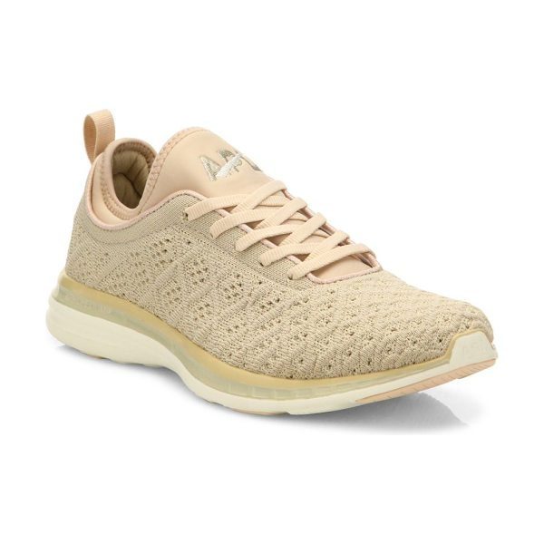 APL: ATHLETIC PROPULSION LABS techloom phantom sneakers - Innovative sneakers with multi-level woven upper....