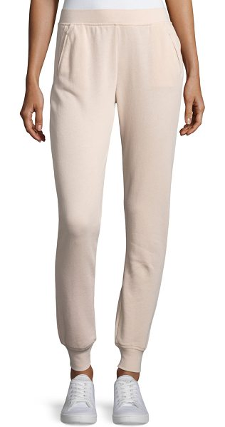 ATM ANTHONY THOMAS MELILLO Slim Cuffed Pull-On Sweatpants - ATM Anthony Thomas Melillo knit sweatpants. Approx....